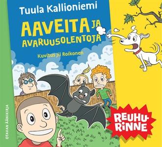 Aaveita ja avaruusolentoja (ljudbok) av Tuula K