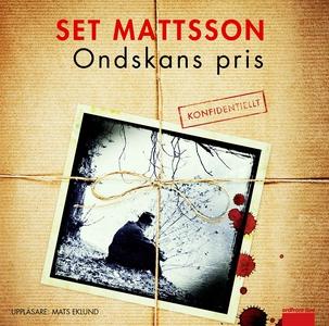 Ondskans pris (ljudbok) av Set Mattsson