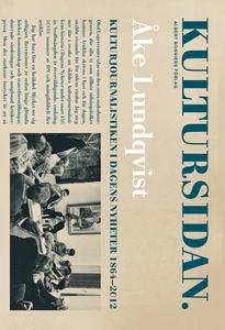 Kultursidan : Kulturjournalistiken i Dagens Nyh