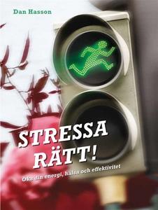 Stressa rätt! : Öka din energi, hälsa och effek