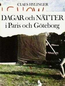 Dagar och nätter i Paris och Göteborg (e-bok) a