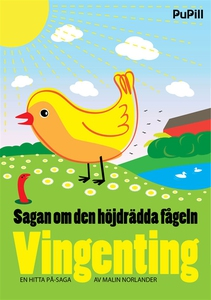 Sagan om den höjdrädda fågeln Vingenting (e-bok