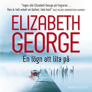 En lögn att lita på (ljudbok) av Elizabeth Geor