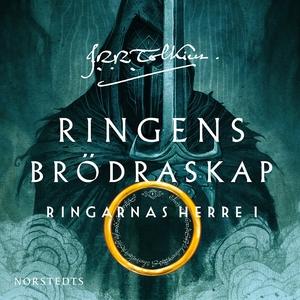 Ringens brödraskap - Ringarnas herre (ljudbok)