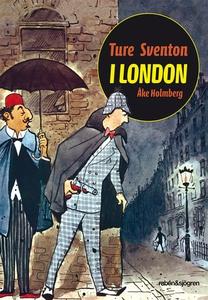 Ture Sventon i London (e-bok) av Åke Holmberg