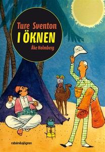 Ture Sventon i öknen (e-bok) av Åke Holmberg