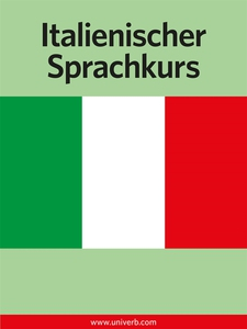Italienischer Sprachkurs  (ljudbok) av Ann-Char