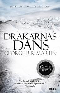 Drakarnas dans (e-bok) av George R. R. Martin,