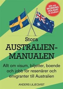 Stora Australienmanualen (e-bok) av Anders Lilj