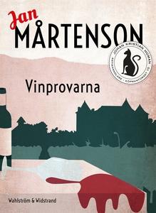 Vinprovarna (e-bok) av Jan Mårtenson