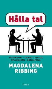 Hålla tal (e-bok) av Magdalena Ribbing