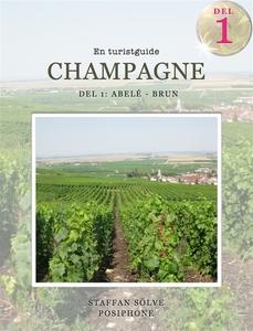 Champagne, en turistguide - del 1 (e-bok) av St