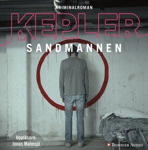Sandmannen (ljudbok) av Lars Kepler, Lars Keple