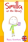 Smilla at the library