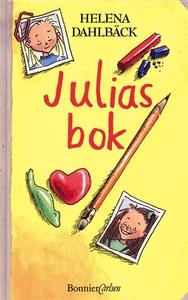 Julias bok (e-bok) av Helena Dahlbäck