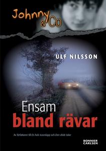 Ensam bland rävar (e-bok) av Ulf Nilsson