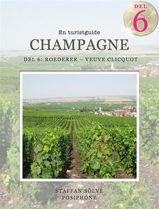 Champagne, en turistguide - del 6 (e-bok) av St