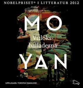 Vitlöksballaderna (ljudbok) av Mo Yan