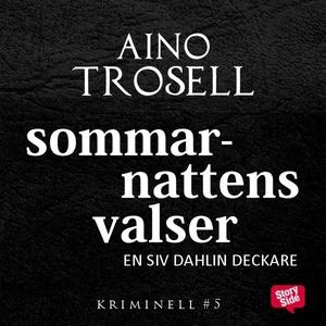 Sommarnattens valser (ljudbok) av Aino Trosell