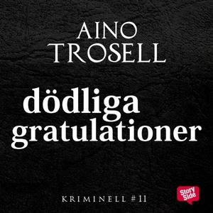 Dödliga gratulationer (ljudbok) av Aino Trosell