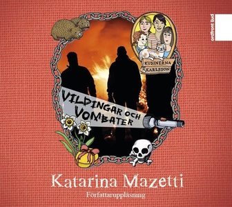Vildingar och vombater (ljudbok) av Katarina Ma