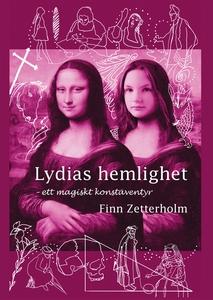 Lydias hemlighet : Ett magiskt konstäventyr (e-