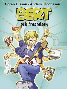 Bert och frestelsen (e-bok) av Sören Olsson, An