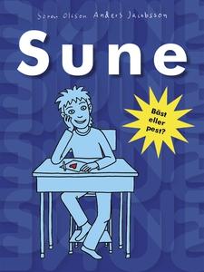 Sune (e-bok) av Sören Olsson, Anders Jacobsson