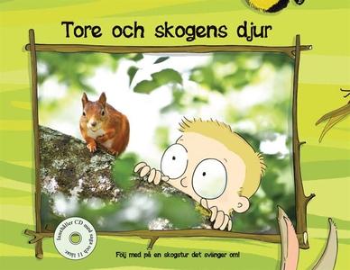 Tore och Skogens djur (ljudbok) av Pelle Höglun