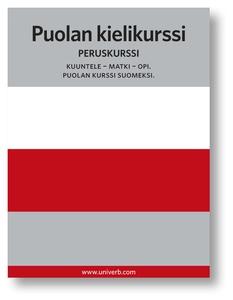 Puolan kielikurssi (ljudbok) av Ann-Charlotte W