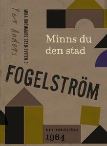 Minns du den stad (e-bok) av Per Anders Fogelst