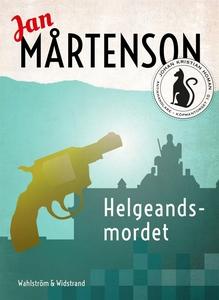 Helgeandsmordet (e-bok) av Jan Mårtenson