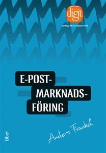 E-postmarknadsföring (e-bok) av Anders Frankel