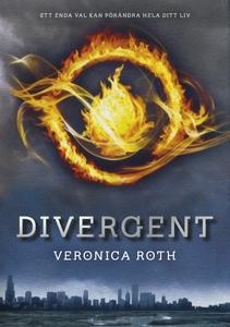 Divergent (e-bok) av Veronica Roth