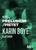 Preludium ; Pietet