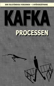 Processen (e-bok) av Franz Kafka