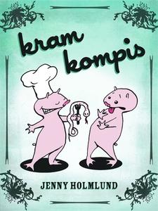 Kram Kompis (e-bok) av Jenny Holmlund