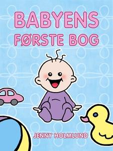 Babyens Første Bog (e-bok) av Jenny Holmlund