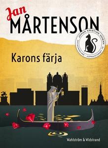 Karons färja (e-bok) av Jan Mårtenson