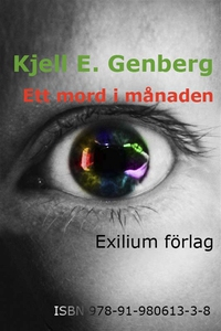 Ett mord i månaden (e-bok) av Kjell E Genberg