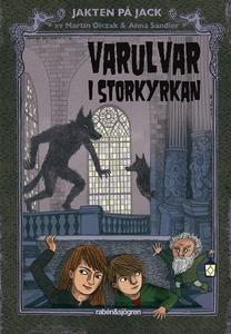 Varulvar i Storkyrkan (e-bok) av Martin Olczak