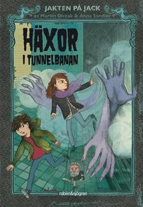 Häxor i tunnelbanan (e-bok) av Martin Olczak