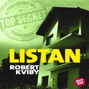 Listan (ljudbok) av Robert Kviby