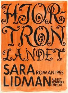 Hjortronlandet (e-bok) av Sara Lidman