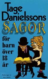 Sagor för barn över 18 år (e-bok) av Tage Danie