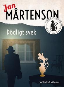 Dödligt svek (e-bok) av Jan Mårtenson