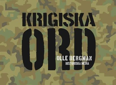 Krigiska ord (e-bok) av Olle Bergman