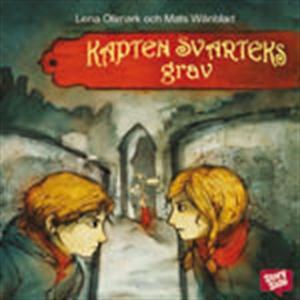 Kapten Svarteks grav (ljudbok) av Lena Ollmark,