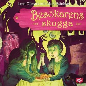 Besökarens skugga (ljudbok) av Lena Ollmark, Ma