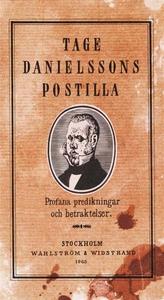 Tage Danielssons Postilla : 52 profana predikni